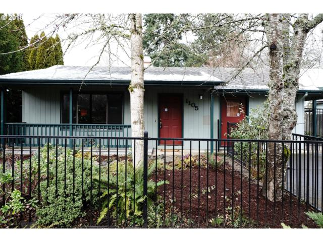 1105 W 27TH Ave, Eugene, OR 97405 (MLS #18618399) :: Matin Real Estate