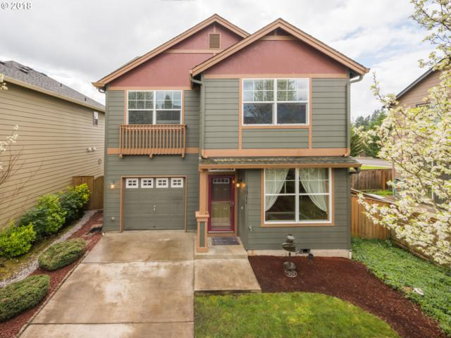 5911 NE 60TH Cir, Vancouver, WA 98661 (MLS #18618827) :: Next Home Realty Connection