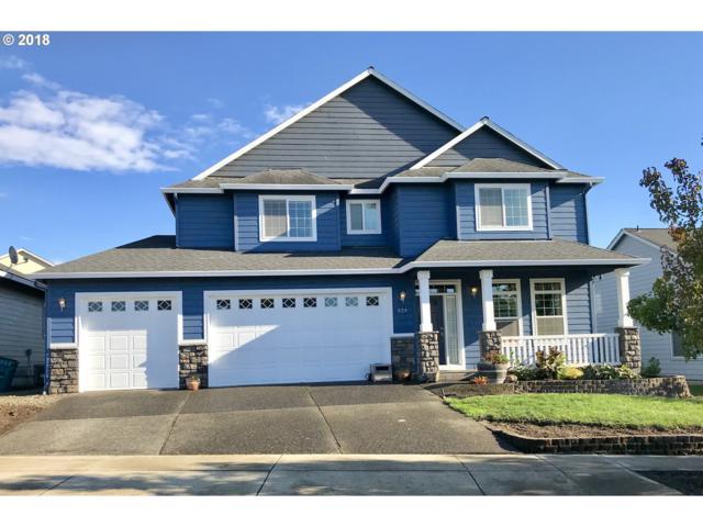 824 N Raven Dr, Ridgefield, WA 98642 (MLS #18618891) :: Matin Real Estate