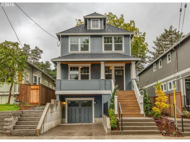 3993 SE 36TH Ave, Portland, OR 97202 (MLS #18618966) :: Hatch Homes Group