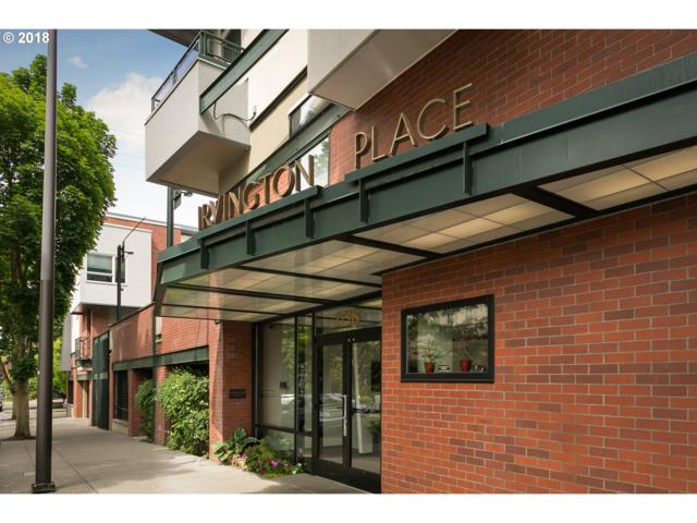 1718 NE 11TH Ave #406, Portland, OR 97212 (MLS #18619163) :: Townsend Jarvis Group Real Estate