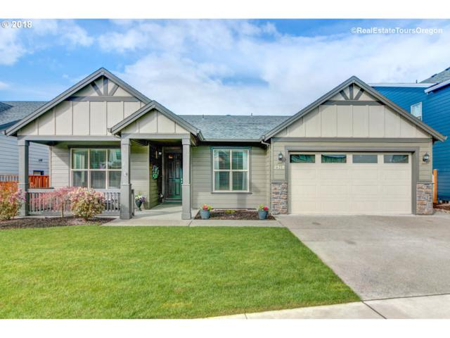 2318 Heather Way, Forest Grove, OR 97116 (MLS #18619514) :: Portland Lifestyle Team