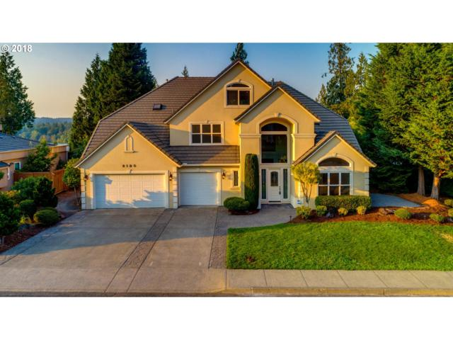 2135 NW Lacamas Dr, Camas, WA 98607 (MLS #18619663) :: The Dale Chumbley Group