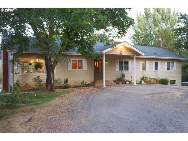 17924 NE Baker Creek Rd, Brush Prairie, WA 98606 (MLS #18620604) :: The Dale Chumbley Group