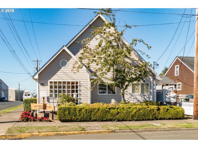 101 NE Eads St, Newport, OR 97365 (MLS #18621553) :: Fox Real Estate Group