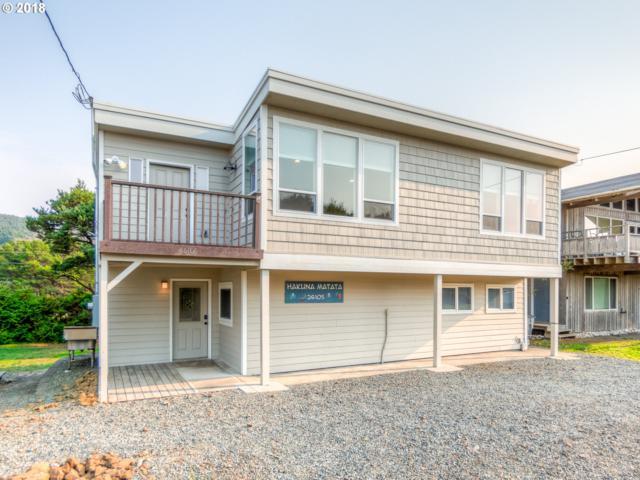 26105 Beach Dr, Rockaway Beach, OR 97136 (MLS #18622743) :: Fox Real Estate Group