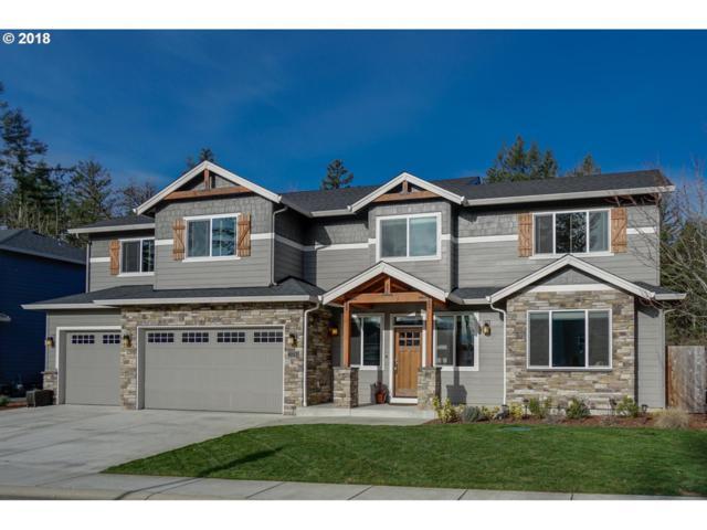 407 N 47TH Cir, Camas, WA 98607 (MLS #18622854) :: Matin Real Estate