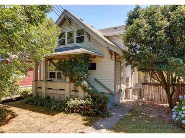 1416 SE Marion St, Portland, OR 97202 (MLS #18623960) :: Hatch Homes Group