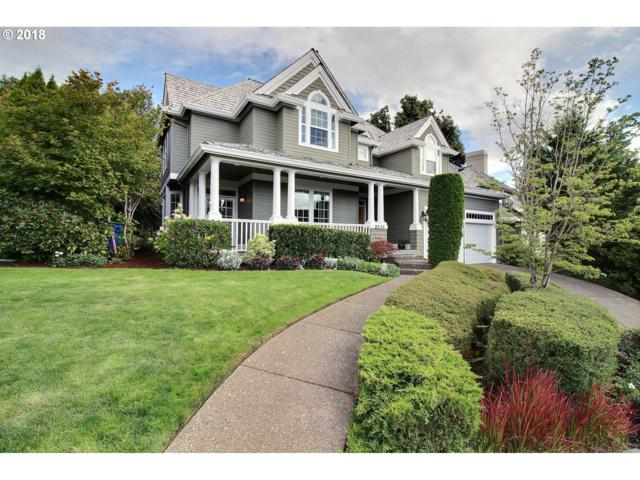 8934 NW Rockwell Ln, Portland, OR 97229 (MLS #18624900) :: Townsend Jarvis Group Real Estate