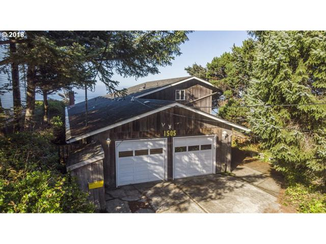 1505 SW Coast Ave, Lincoln City, OR 97367 (MLS #18626668) :: Portland Lifestyle Team