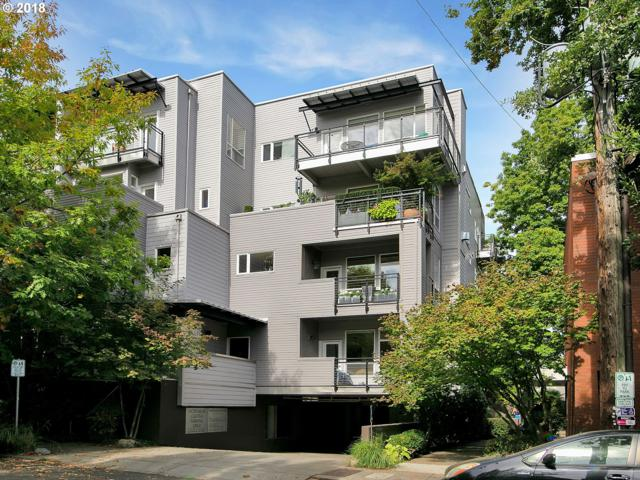 2327 NW Northrup St #16, Portland, OR 97210 (MLS #18626692) :: McKillion Real Estate Group