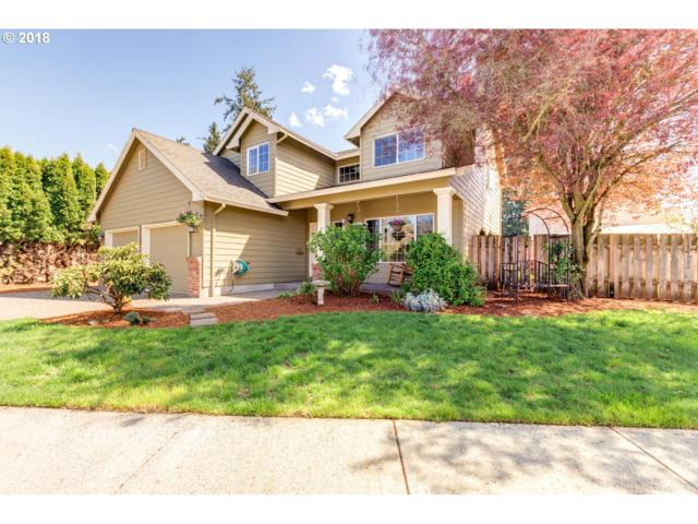 1391 SE 9TH Ave, Canby, OR 97013 (MLS #18627974) :: Beltran Properties at Keller Williams Portland Premiere