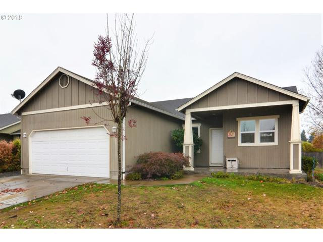 911 N 1ST St, Creswell, OR 97426 (MLS #18628109) :: R&R Properties of Eugene LLC