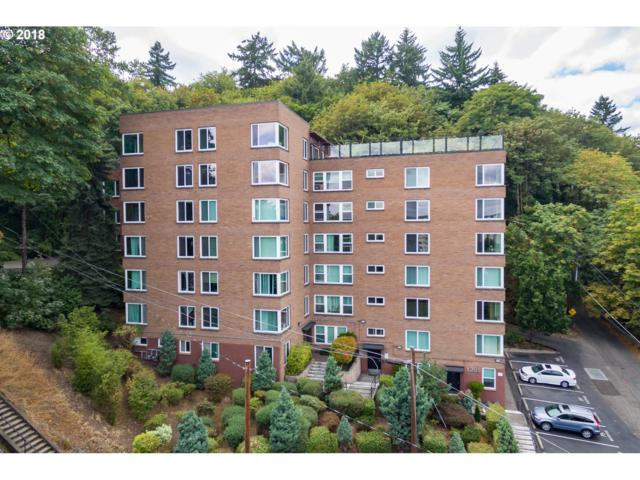 1205 SW Cardinell Dr #305, Portland, OR 97201 (MLS #18629181) :: The Liu Group