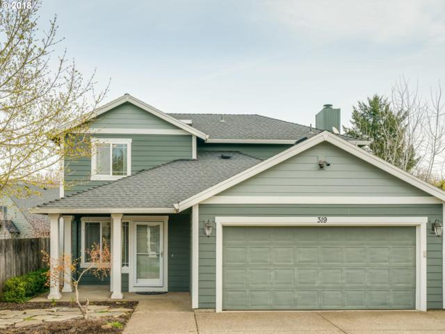 319 Cambridge Dr, Newberg, OR 97132 (MLS #18629842) :: Next Home Realty Connection