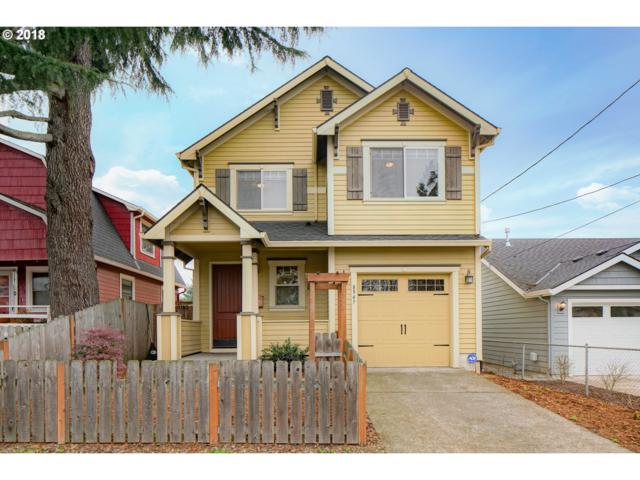 8947 N Courtenay Ave, Portland, OR 97203 (MLS #18631015) :: The Sadle Home Selling Team