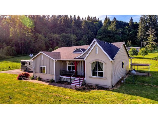 110 Bozarth Heights Rd, Woodland, WA 98674 (MLS #18632356) :: Portland Lifestyle Team