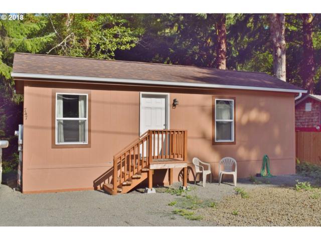 747 N Deerlane Loop, Otis, OR 97368 (MLS #18632461) :: Song Real Estate