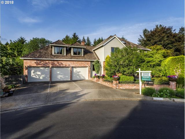 10055 SW Hedges Ct, Tualatin, OR 97062 (MLS #18632488) :: McKillion Real Estate Group