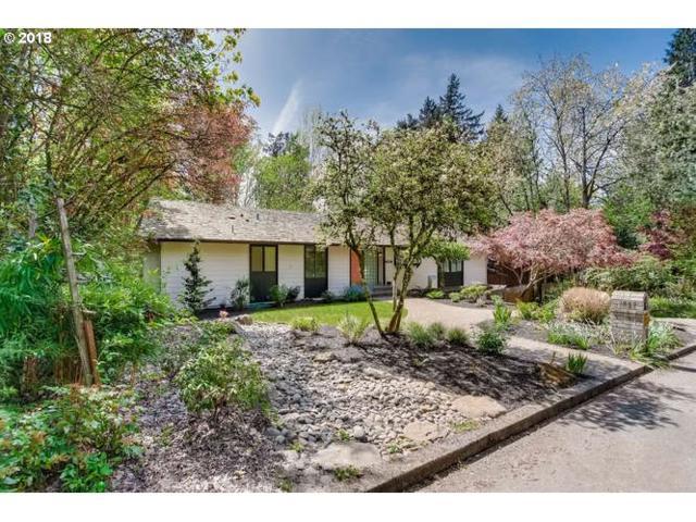 4234 SW Westdale Dr, Portland, OR 97221 (MLS #18633282) :: The Sadle Home Selling Team