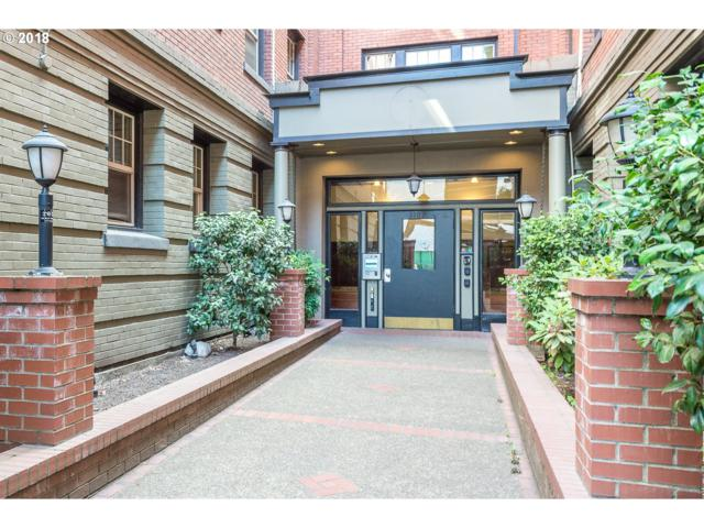 2109 NW Irving St #303, Portland, OR 97210 (MLS #18633612) :: Hatch Homes Group