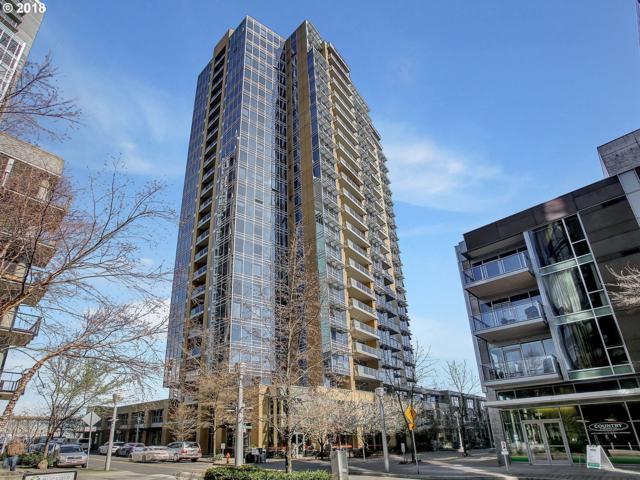 3570 SW River Pkwy #1709, Portland, OR 97239 (MLS #18634613) :: R&R Properties of Eugene LLC