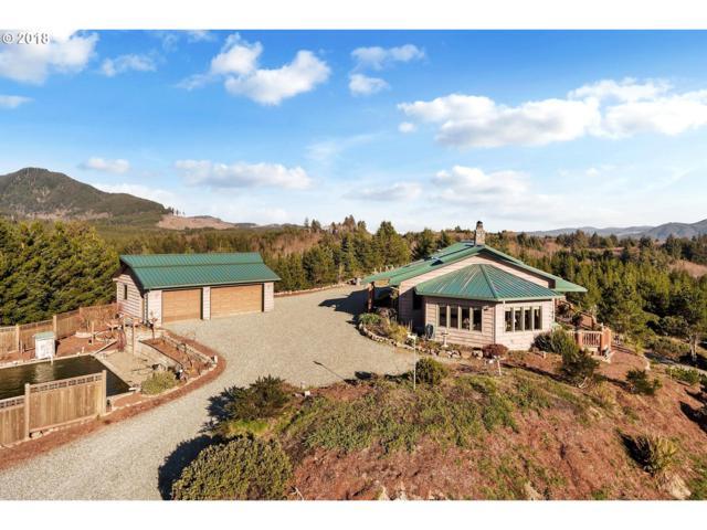 10100 Neahkahnie Creek Rd, Manzanita, OR 97130 (MLS #18634743) :: Townsend Jarvis Group Real Estate