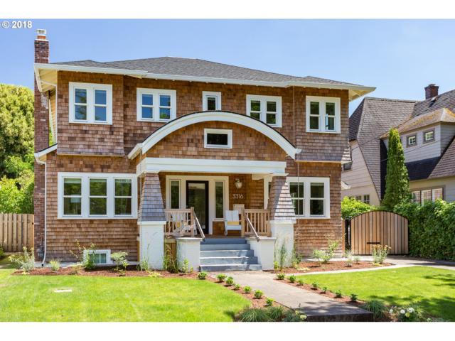 3316 NE 44TH Ave, Portland, OR 97213 (MLS #18635274) :: The Sadle Home Selling Team
