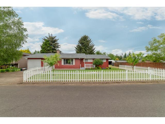 82934 Brookhurst St, Creswell, OR 97426 (MLS #18635499) :: R&R Properties of Eugene LLC