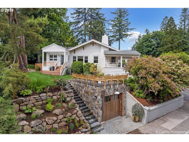 3725 SW Mount Adams Dr, Portland, OR 97239 (MLS #18635782) :: TLK Group Properties