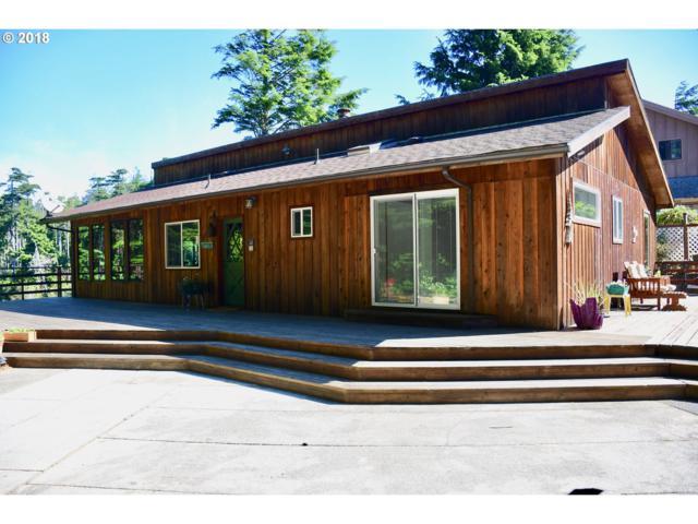 88567 Weiss Estates Ln, Bandon, OR 97411 (MLS #18637735) :: Portland Lifestyle Team