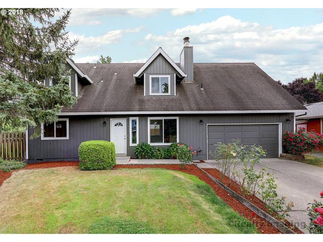 21560 SW Imperial Ct, Beaverton, OR 97003 (MLS #18638063) :: Stellar Realty Northwest