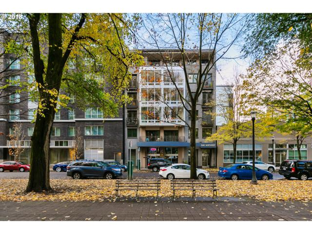 327 NW Park Ave 1B, Portland, OR 97209 (MLS #18638924) :: Cano Real Estate