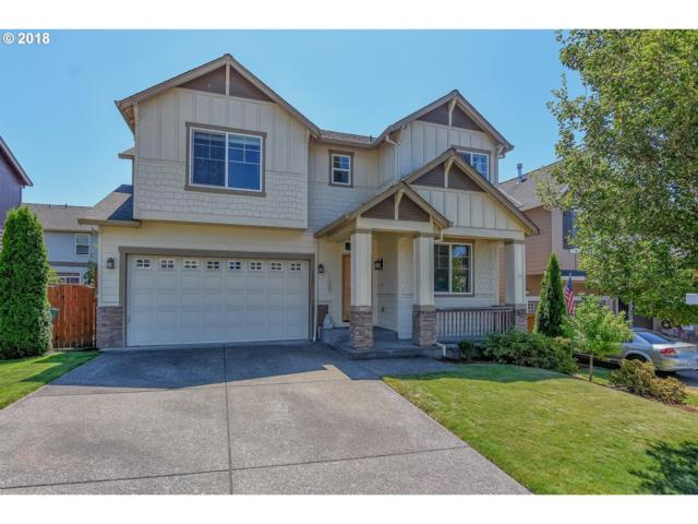 5405 NE 53RD Cir, Vancouver, WA 98661 (MLS #18639630) :: Beltran Properties at Keller Williams Portland Premiere
