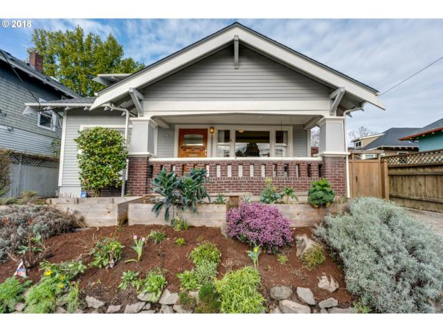 4015 SE Harrison St, Portland, OR 97214 (MLS #18641499) :: Next Home Realty Connection