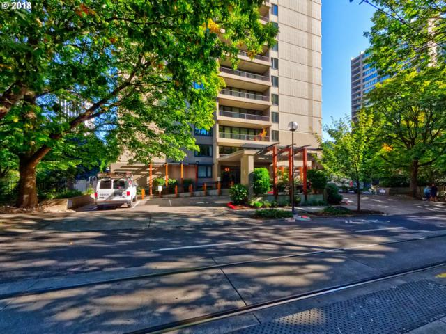 255 SW Harrison St 23A, Portland, OR 97201 (MLS #18641671) :: The Sadle Home Selling Team