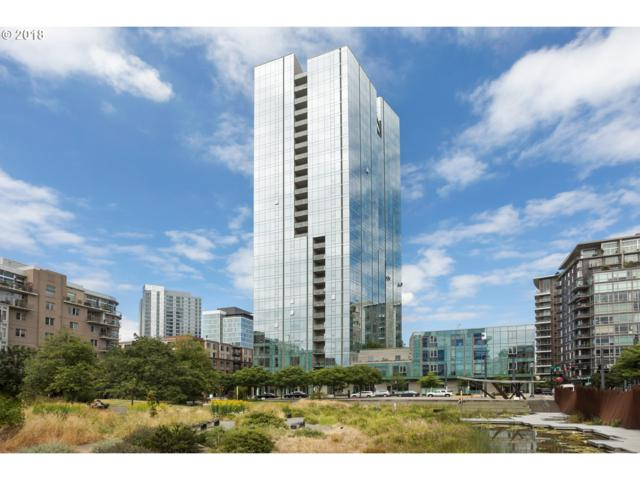 1075 NW Northrup St #917, Portland, OR 97209 (MLS #18642077) :: McKillion Real Estate Group