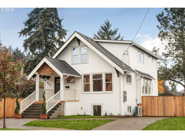 8027 N Foss Ave, Portland, OR 97203 (MLS #18642683) :: Hatch Homes Group