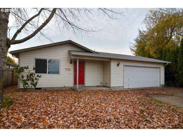 735 Alder St, Junction City, OR 97448 (MLS #18643130) :: R&R Properties of Eugene LLC