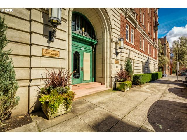2015 NW Flanders St #304, Portland, OR 97209 (MLS #18643155) :: Hatch Homes Group