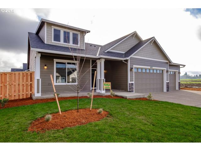 2192 NW Shadden Dr, Mcminnville, OR 97128 (MLS #18643655) :: Portland Lifestyle Team