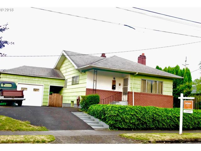 8918 N Fortune Ave, Portland, OR 97203 (MLS #18644006) :: Portland Lifestyle Team