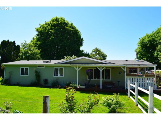 82208 River Dr, Creswell, OR 97426 (MLS #18648282) :: R&R Properties of Eugene LLC