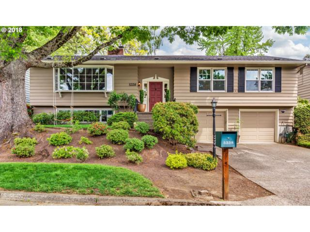 5338 SW 34TH Pl, Portland, OR 97239 (MLS #18648449) :: Next Home Realty Connection