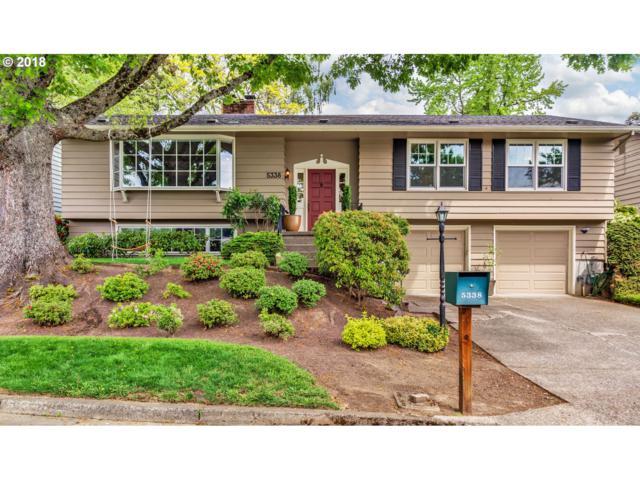 5338 SW 34TH Pl, Portland, OR 97239 (MLS #18648449) :: McKillion Real Estate Group