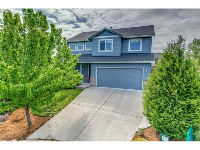 710 N 16TH Ct, Ridgefield, WA 98642 (MLS #18649951) :: McKillion Real Estate Group