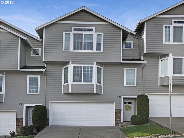 717 NW Meadow Ridge Ln #16, Camas, WA 98607 (MLS #18650088) :: The Dale Chumbley Group