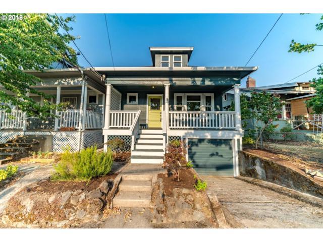 7222 N Mississippi Ave, Portland, OR 97217 (MLS #18650262) :: TLK Group Properties
