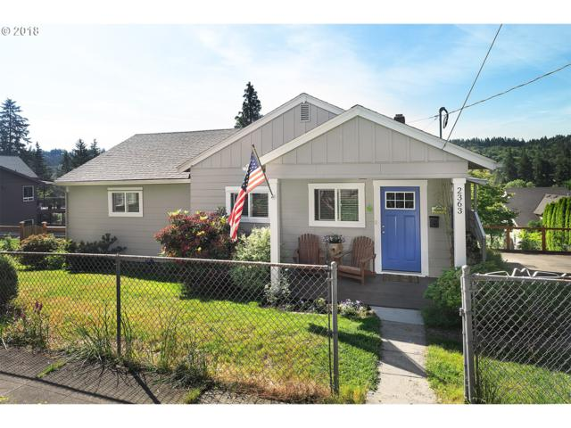 2363 5TH Ave, West Linn, OR 97068 (MLS #18651114) :: Hatch Homes Group