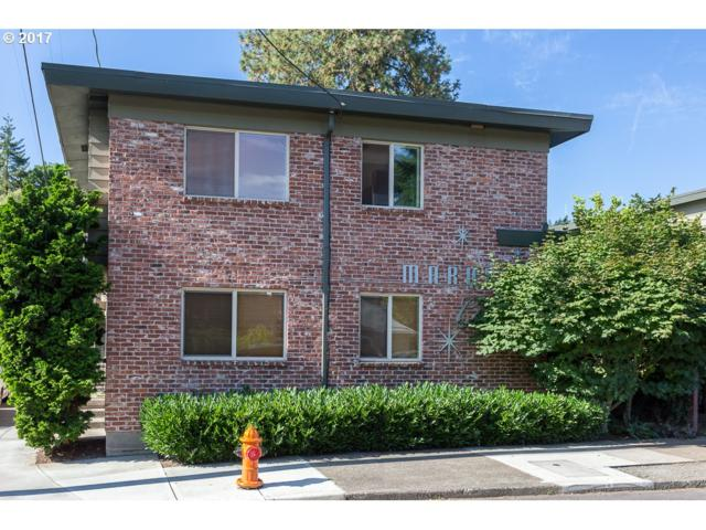 908 SW Gaines St #16, Portland, OR 97239 (MLS #18651664) :: Next Home Realty Connection